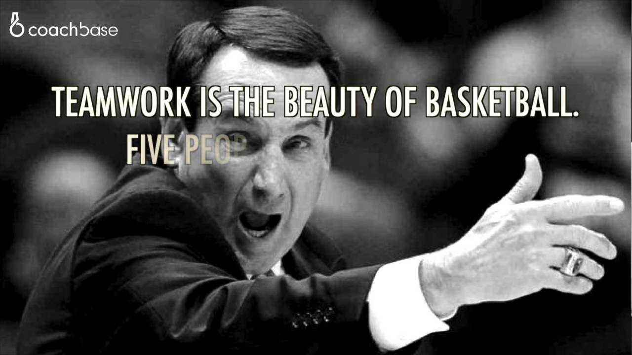 6 Of The Best Quotes From Coach K