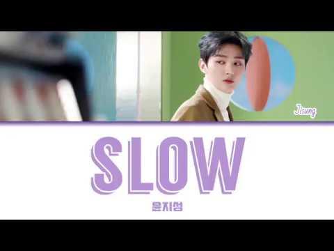 Free Download 【かなるび/日本語訳】 Slow (쉼표) - Yoon Jisung (윤지성) Mp3 dan Mp4