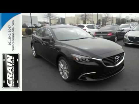 2016 mazda mazda6 little rock ar bryant ar 6ma7295. Black Bedroom Furniture Sets. Home Design Ideas