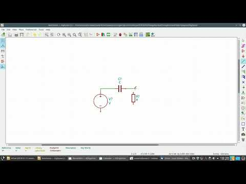 Spice simulation with Kicad - YouTube