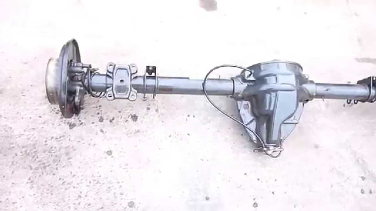 VW CRAFTER MERCEDES SPRINTER SINGLE WHEEL REAR AXLE FOR SALE