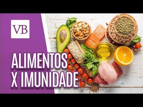 Alimentos Que Melhoram a Imunidade - Você Bonita (02/05/18)