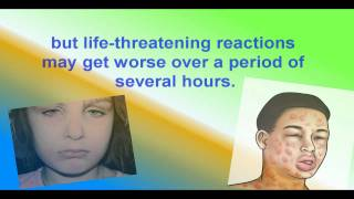 Anaphylaxis Educational Video