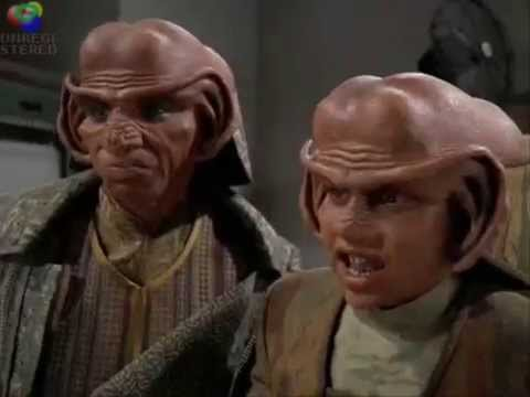Quark They Irradiated Their Own Planet?