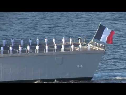 French Navy International Fleet Review / Revue navale 70 ans