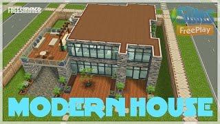 sims freeplay modern