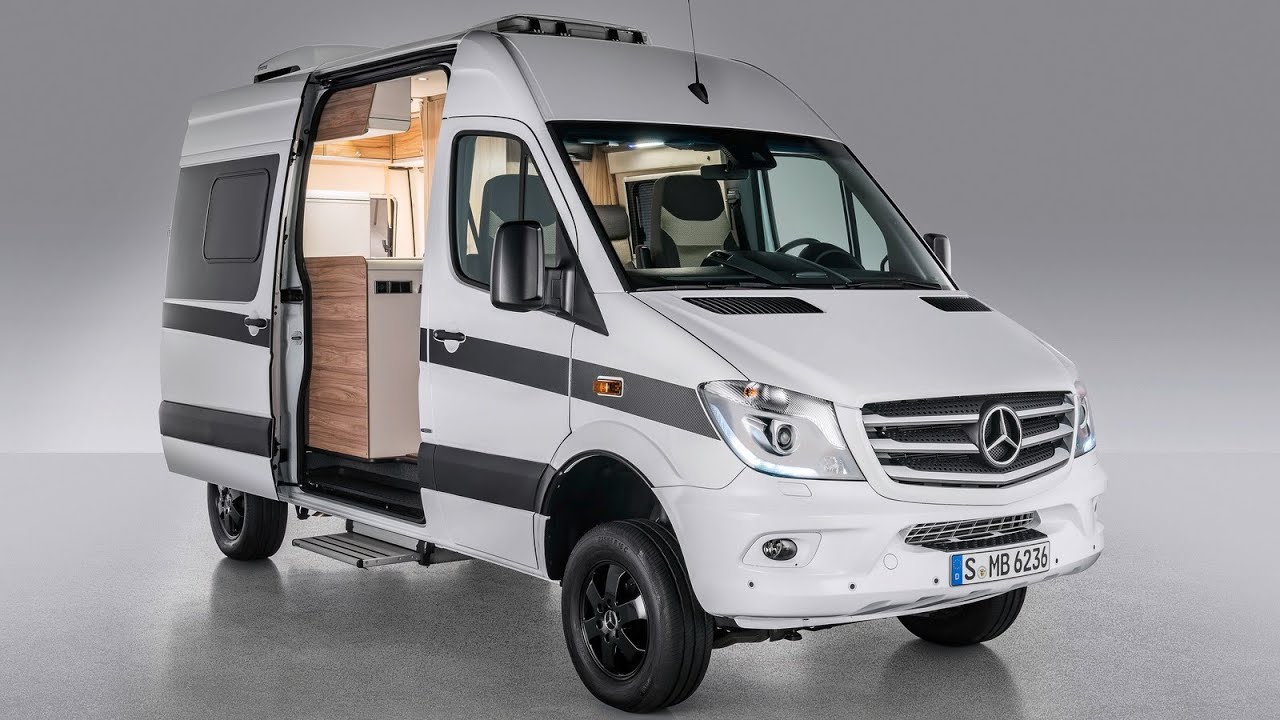 2016 Hymercar Grand Canyon S Camper Van Based On Sprinter