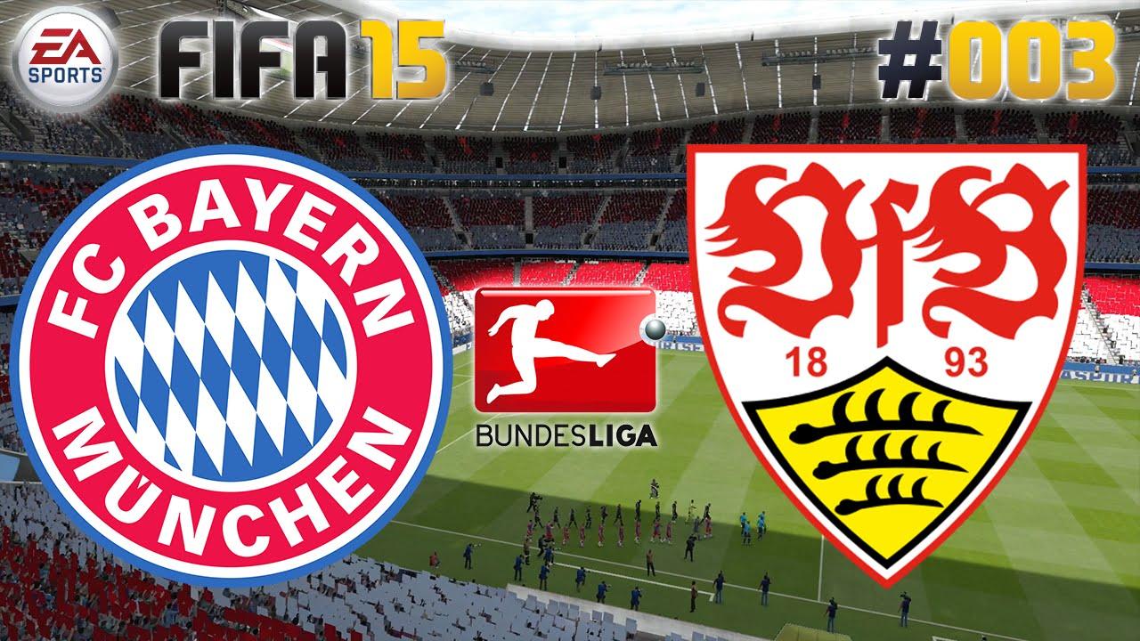 Fc Bayern Vs Stuttgart