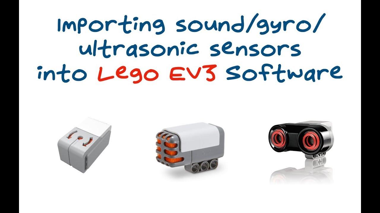 Ev3 Home Edition Gyro Sensor | Flisol Home