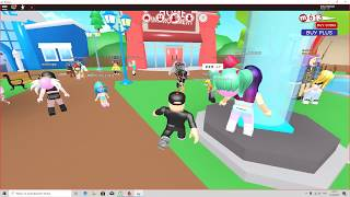 Zagrajmy w roblox MeepCity Szkoła [OsKaR]