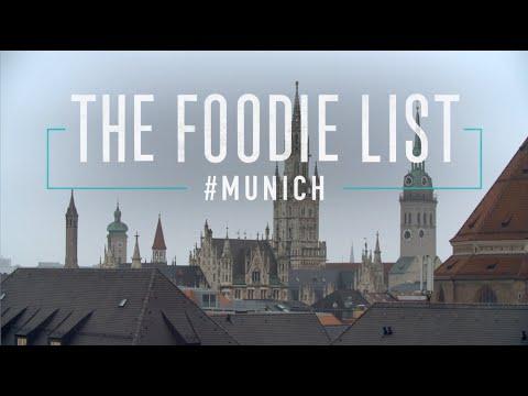 [ Redaktioneller Beitrag ] National Geographic - The Munich Foodie List