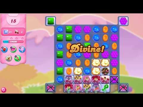 Candy Crush Saga Level 3232 NO BOOSTERS