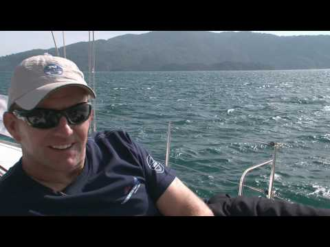 Ian Walker on Volvo Russian Sailing Week .Interview part 4