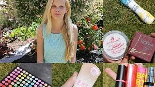 Sommer BEAUTY MUST-HAVES - #Sommerserie 2014 Thumbnail