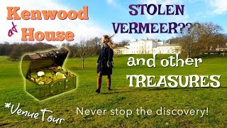 WHO STOLE VERMEER from Kenwood House???