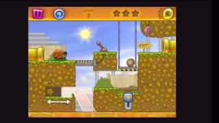 Snail Bob   iOS Gameplay