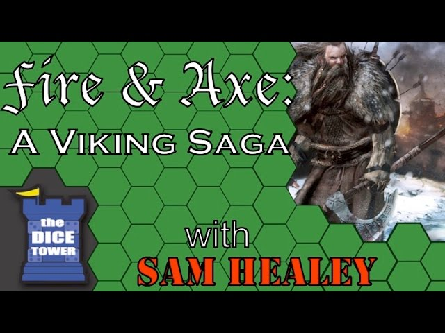 Fire Axe A Viking Saga
