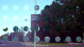 Speed Monitoring Sign On Arastradero Road (Palo Alto, CA)