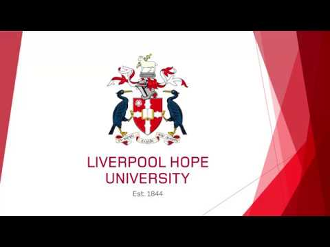 Liverpool Hope University Foundation Day Service 2018