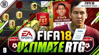 BEST GAME EVER!!! FIFA 18 ULTIMATE ROAD TO GLORY! #9 - FIFA 18 Ultimate Team