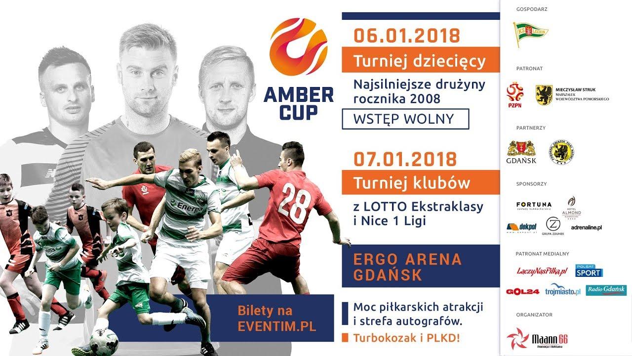 Amber Cup 2018 | Turniej U-10