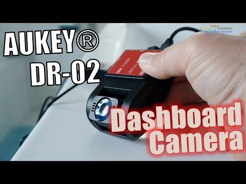AUKEY ®  DR02 Dashboard Camera - Test Review (Deutsch)