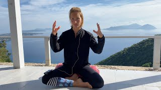 Review by Lydia from Germany for the 200-hr YTT in Lefkada, Greece
