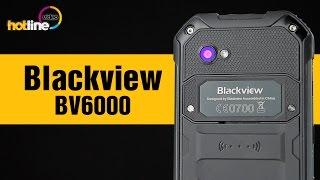 Blackview BV6000 – огляд захищеного смартфона