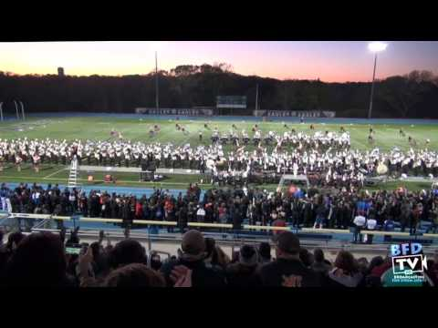 UMASS Amherst Marching Band @ 2016 MICCA Finals - BFDTV