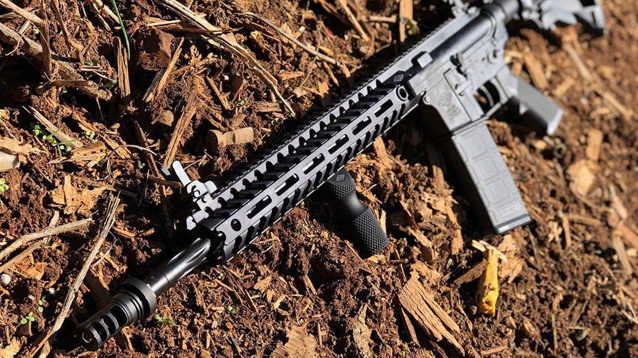 Gun Review: Yankee Hill Machine AR-15 Components