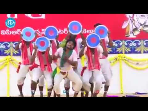 excellent folk song of andhra