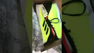 b90ba9de1 Chuteira Futsal Adidas Predator 18 3 In