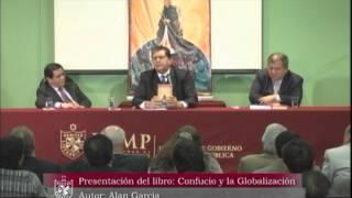 Presentación del libro: Confucio y la Globalización. Parte 1/4