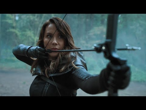 Lexa Doig in 'Arrow'  'Lian Yu'