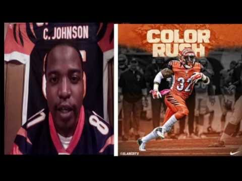 2016 Bengals Schedule Analysis|Color Rush Jerseys|Donte Whitner|Leon Hall|Cavs Ends Curse?