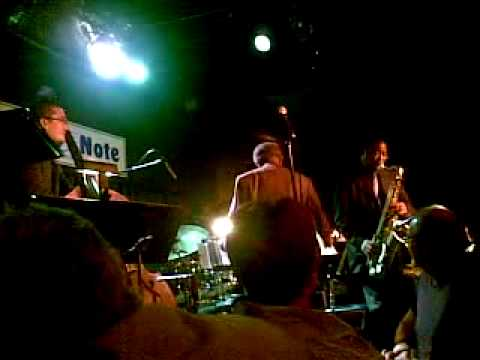 Jimmy Heath Big Band at Blue Note pt1