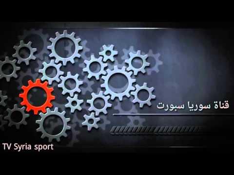 مقدمة القناة سوريا سبورت /TV Syria sport