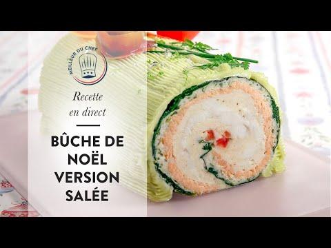 recette-bûche-de-noël-:-la-bûche-version-salée-!