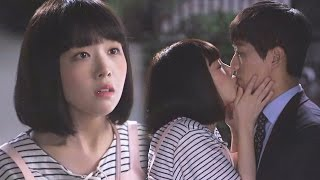 Minah ♥ Nam Goong Min, romantic and sweet kiss 《Beautiful Gong Shim》 미녀 공심이 EP12