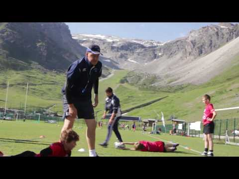 Tignes Rugby Academy, Week 2 - Player Assessment, Pitch & Tignespace
