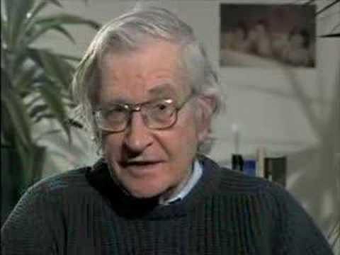 Noam Chomsky interviewed by Peter Coyote, Link TV