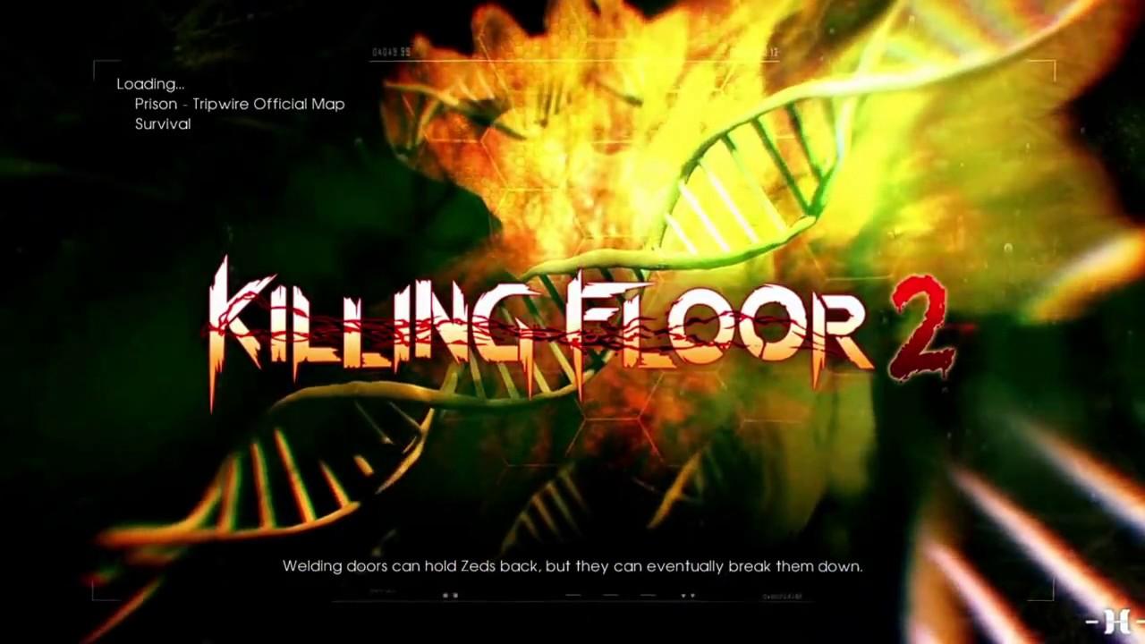 Furry plays Killing floor 2