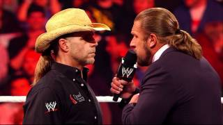 TRIPLE H & UNDERTAKER WRESTLEMANIA 28 PROMO