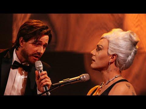 Klemen Slakonja as Bradely Cooper & Lady Gaga - Shallow - Live @ The Last Supper