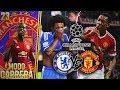 FIFA 18 | MODO CARRERA - MANCHESTER UNITED | ¡UN PARTIDO MUY ÉPICO VS. CHELSEA! #23