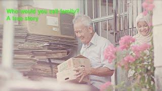 How Uncle San and little Shirin met: Maxis Merdeka 2015 (Full-length)
