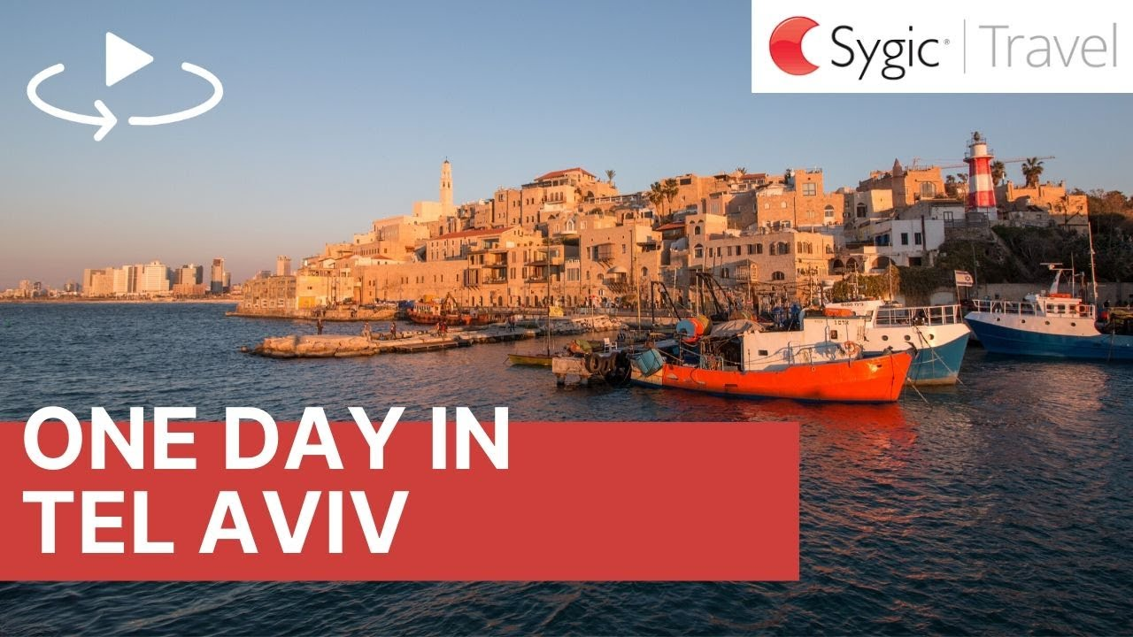 Download One day in Tel Aviv: 360° Virtual Tour with Voice Over