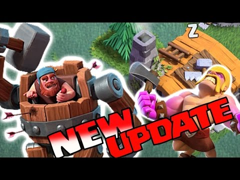 Thumbnail: NEW UPDATE!! BUILDER BASE!! | ALL NEW TROOPS!! | Clash Of Clans