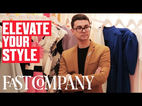Christian Siriano's 3 Designer Tips To Elevate Your Style | Fast Company