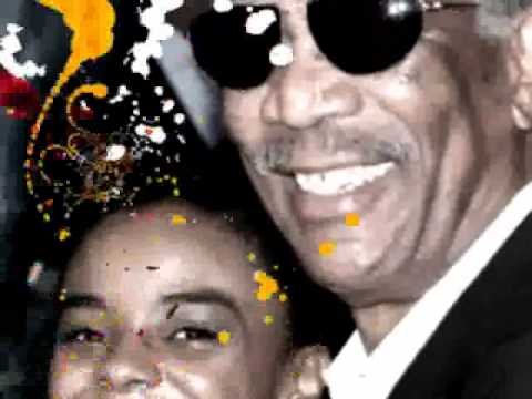 Morgan Freeman 72 To Marry His Step Grand Daughter 27